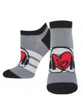 Heart Beats Socks