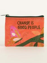 Change is Good, People Coin Purse