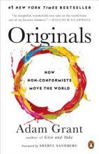 Originals: How Non-Conformists Move the World Cover Image