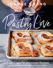 Pastry Love: A Baker's Journal of Favorite Recipes Cover Image