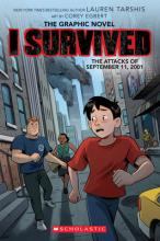 I Survived the Attacks of September 11, 2001 Cover