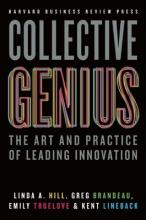 Collective Genius: The Art and Practice of Leading Innovation Cover Image