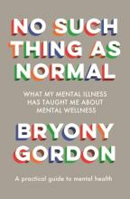 No Such Thing as Normal Cover