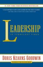 Leadership: In Turbulent Times Cover Image