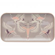 Flight of Fancy Heron Willow Tray
