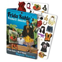 Frida Kahlo Magnetic Wardrobe