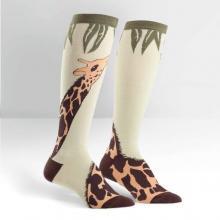 Giraffe Knee High Socks