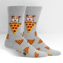 Man's Best Food Men's Crew Socks