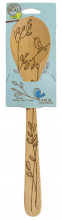 Bird Wooden Mixing Spoon
