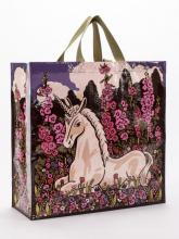 Unicorn Shopper Tote