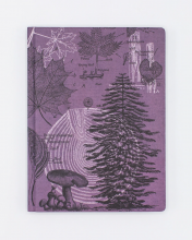 Cover of Forest at Dusk Journal