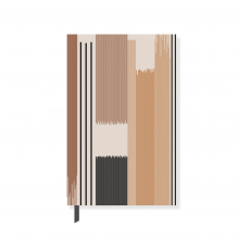 Textile Line Slim Journal