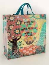 Trees Are Cool Shopper Tote