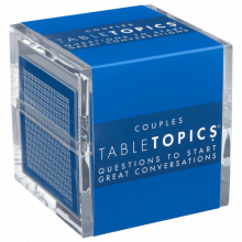 Couples Edition Table Topics