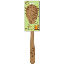 Peacock Wooden Mixing Spoon
