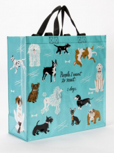 People I Want To Meet: Dogs Shopper Tote