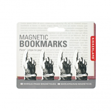 Magnetic Pointing Bookmarks