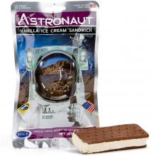 Astronaut Ice Cream -- Vanilla Sandwich