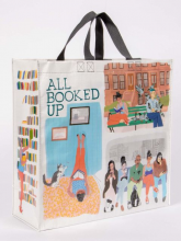 All Booked Up Shopper Tote