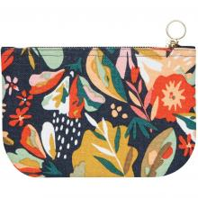 Superbloom Flowers Small Zipper Pouch