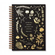 Dreams Are What We Live For Undated Planner
