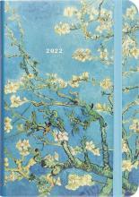 2022 Almond Blossom 16-Month Planner