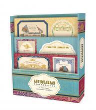 Antiquarian Bookplates Set