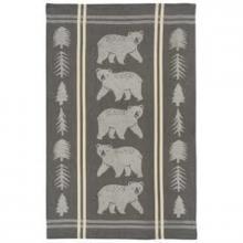Wild & Free Bear Dishtowel