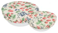 Berry Patch Bowl Cover Set (side view)