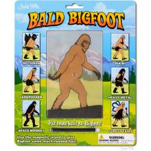 Bald Bigfoot Magnetic Drawing Kit