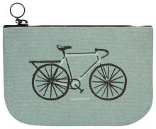Wild Riders Bikes Small Zipper Pouch