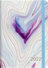 2022 Blue Agate 16-Month Planner