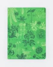 Botany Hardcover Notebook (front)