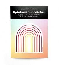 Retro Rainbow Suncatcher