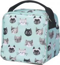 Cat's Meow Lunch Bag