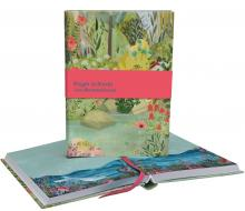 Dreamland Journal with Illustrated Pages