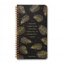 Each Day Comes Full Of Possibilities Undated Planner
