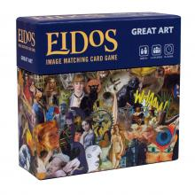 EIDOS Great Art: Image Matching Card Game