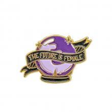 The Future is Female Enamel Pin