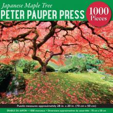 Japanese Maple Tree Jigsaw Puzzle