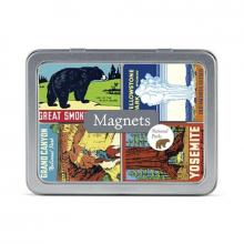 National Parks Magnet Set