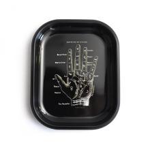 Palmistry Metal Ritual Tray