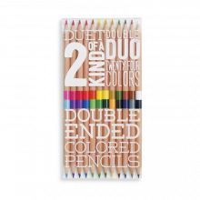 Double Ended Colored Pencil Set