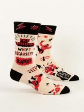 Pro Wrestling Socks