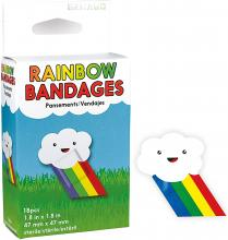 Cloud and Rainbow Bandages