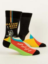 Classic Rock Socks - Turn That Shit Up