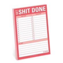 Get Shit Done Big Sticky Notes