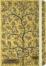 2022 Silk Tree of Life Gold 16-Month Planner
