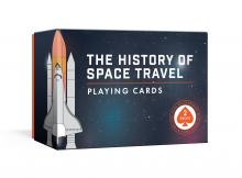 History of Space Travel Playing Cards Set