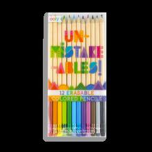 Unmistakeables Erasable Colored Pencils